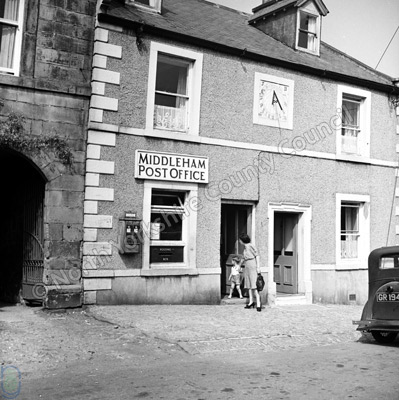 Post Office, Middleham